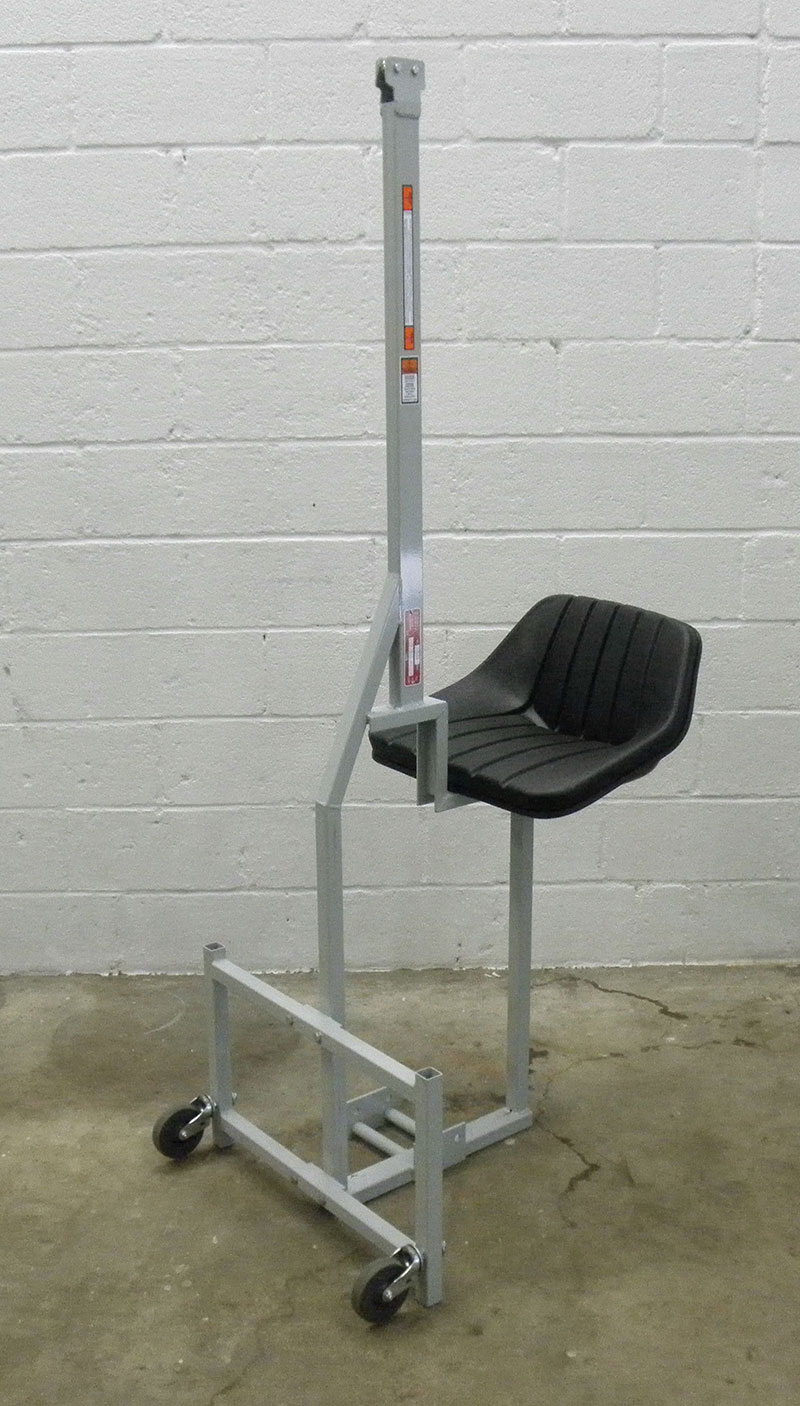 Bosun Chair for Safway Hoist